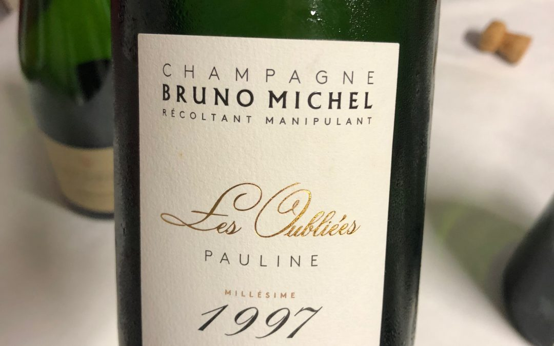 BRUNO MICHEL: UN PORTA BANDIERA DELLO CHAMPAGNE DI PIERRY