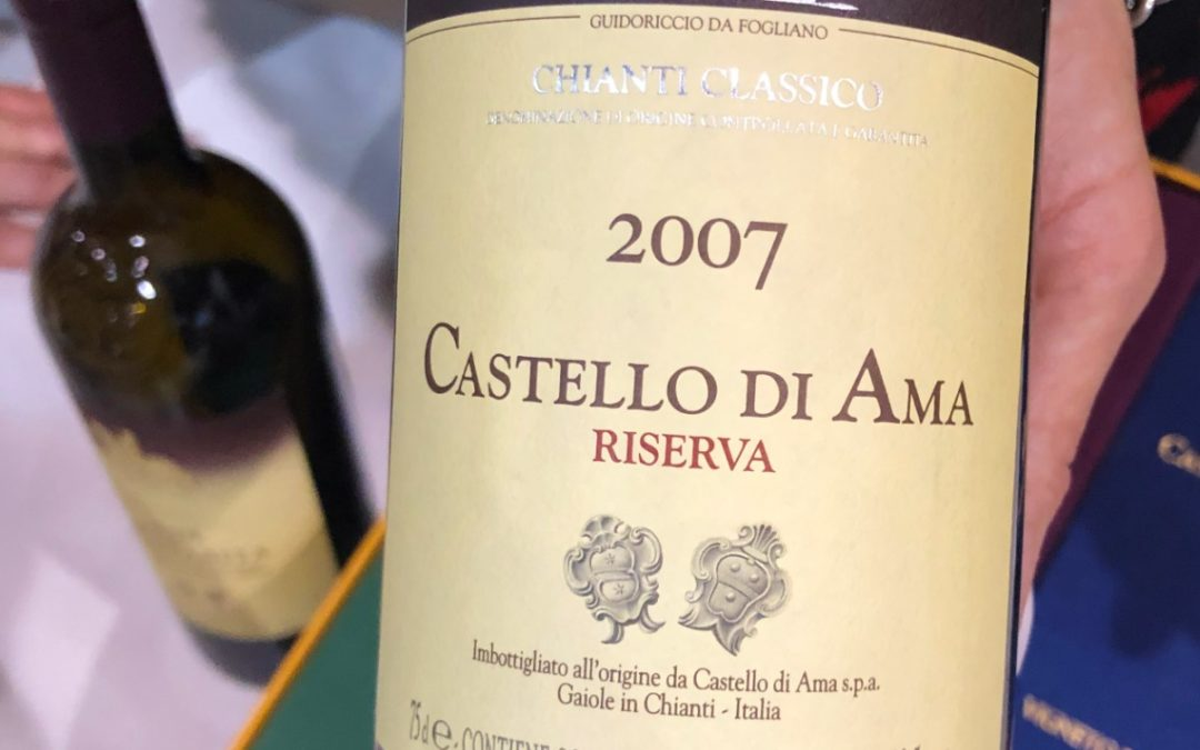 WINE & FOOD EXPERIENCE: CASTELLO DI AMA